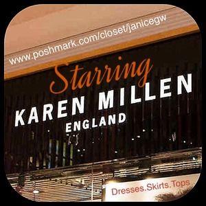 Karen Millen wiggle dresses, skirts and tops