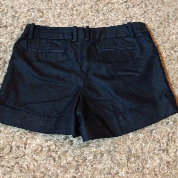 Mossimo Supply Co. - Dressy dark wash denim shorts from Maryssa's ...