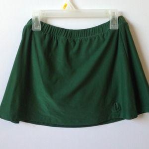 Prince Dresses & Skirts - HUGE PRICE DROP Prince XS Green Tennis Skirt!💚