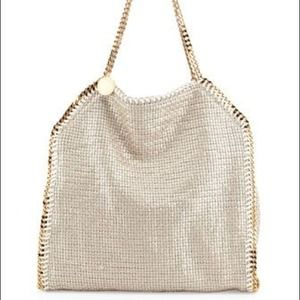 Stella McCartney Falabella Bisque Bag Authentic