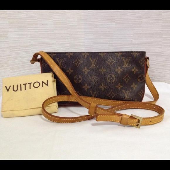 e53c8e41a31 Louis Vuitton Bags   Sold Trotteur Crossbody Bag   Poshmark
