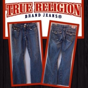 True Religion Joey Jeans in size 28.