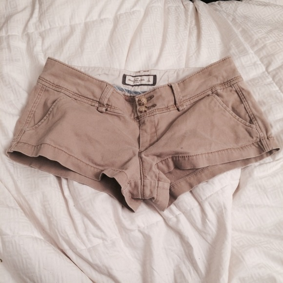 65% off Abercrombie & Fitch Pants - Abercrombie and Fitch low rise ...