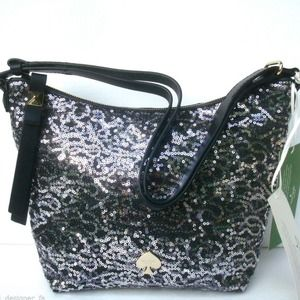 ~FINAL~~NWT Kate Spade Leroy Glitter Bag