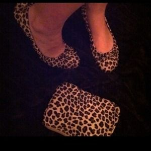 Cheetah Ballet Flats