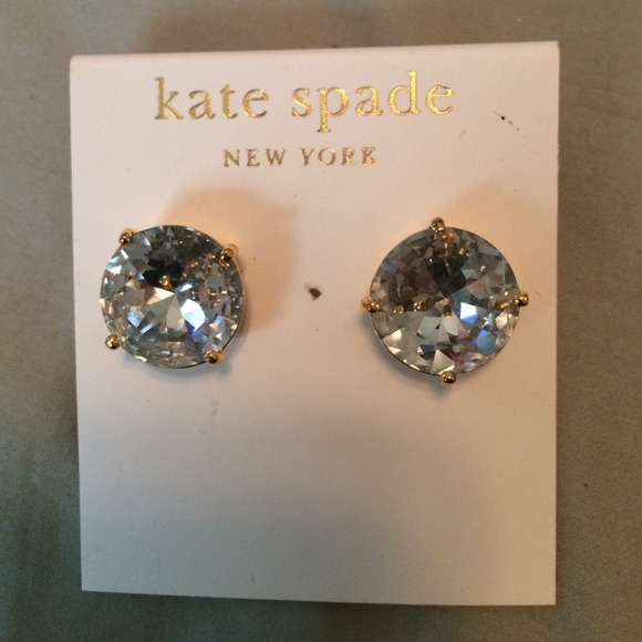 f8ed77b477ad kate spade Jewelry - Authentic Kate spade earrings