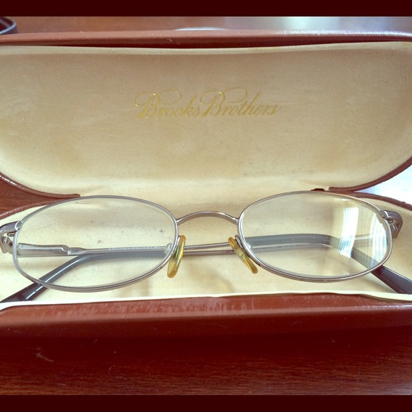 9eecd9eb657 Brooks Brothers Other - Brooks Brothers Mens Glasses - Metal frames BB 270