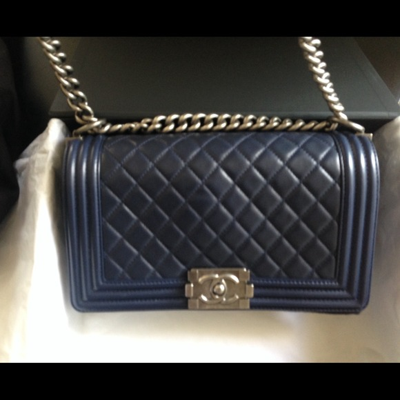 Chanel Le Boy bag Medium b8e1f61302238
