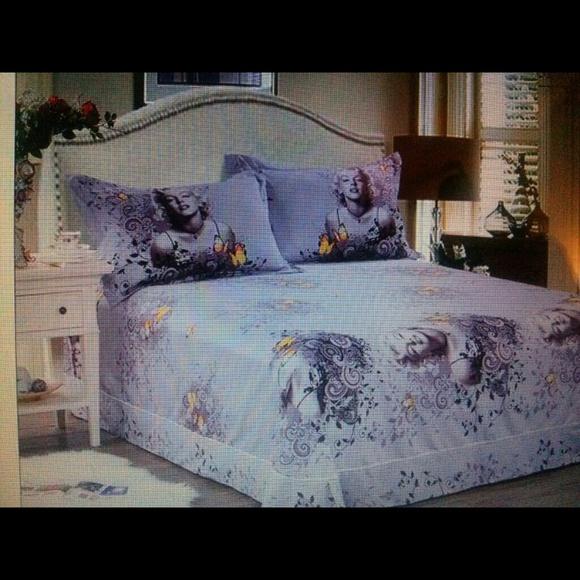 Sxynsinful Other Marilyn Monroe Comforter Set