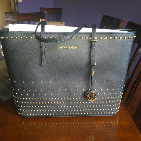 3a3ffc94c8c088 Michael Kors Bags | Nwt Jet Set Travel Saffiano Tote Bag | Poshmark