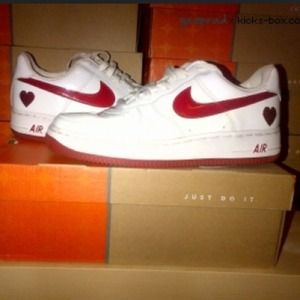 nike shoes 2004 nike air force 1 low valentines day - Nike Valentines Day Shoes