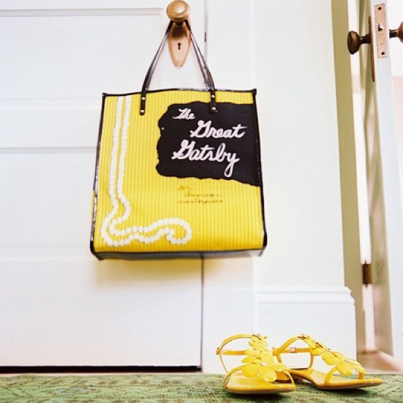 kate spade Bags - NWT Kate Spade Great Gatsby Tote