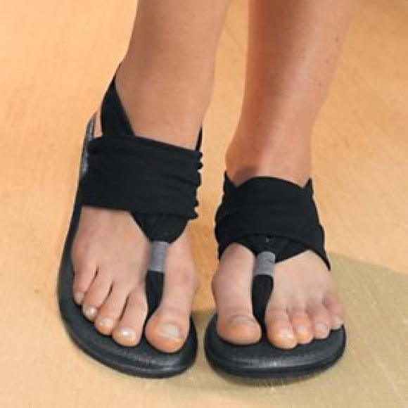 Sanuk Yoga Slingback Sandal xwGeqxWC