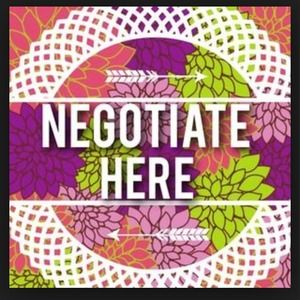 Negotiate Prices Here $$ 👍👎👌