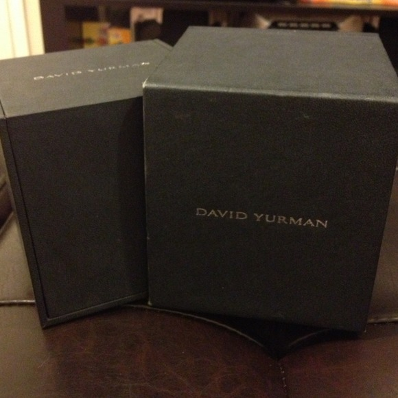 David Yurman Jewelry Authentic Box Poshmark