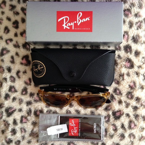 ray ban sunglasses size chart  Ray Bans Luxottica - Ficts