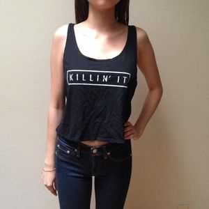 Brandy Melville killin it tank