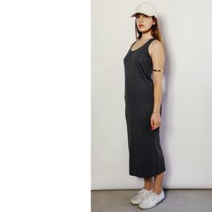 Dresses & Skirts - Grey Maxi Dress