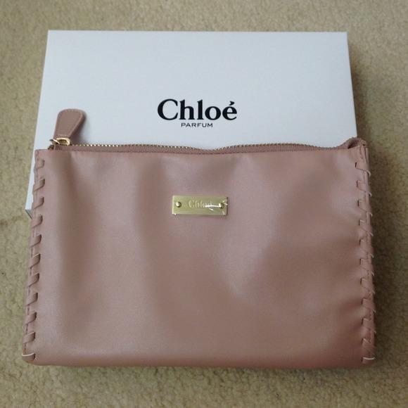 Chloe Clutches   Wallets - CHLOE makeup bag 22be034b4a082