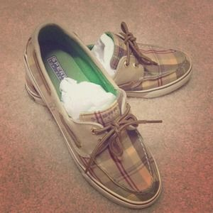 Sperry Top-Sider Shoes - Sperrys size 7.5. Excellent condition.