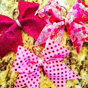 Accessories - adorable keychain bows!