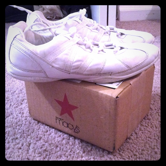chasse Shoes | Chases Ace Cheer Shoes