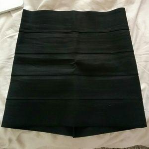 Pleasure Doing Business 5 band bandage skirt