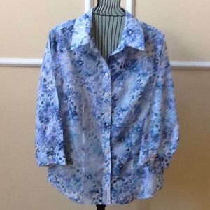 Tops - Photos -Coldwater Creek top. Size S