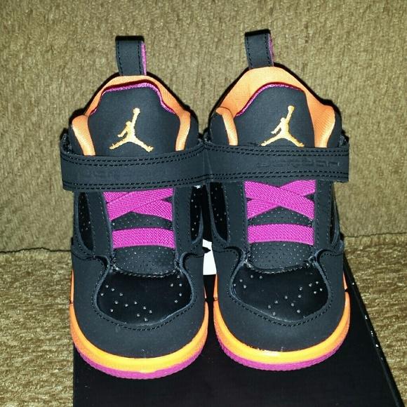 off Jordan Other Jordan baby girl sneakers from Posh