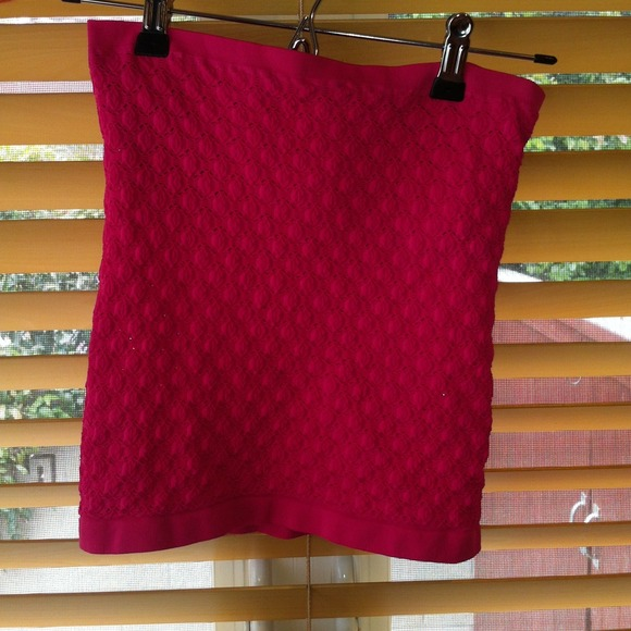 3705b41c08a NEW Free People Honey Textured Tube Top