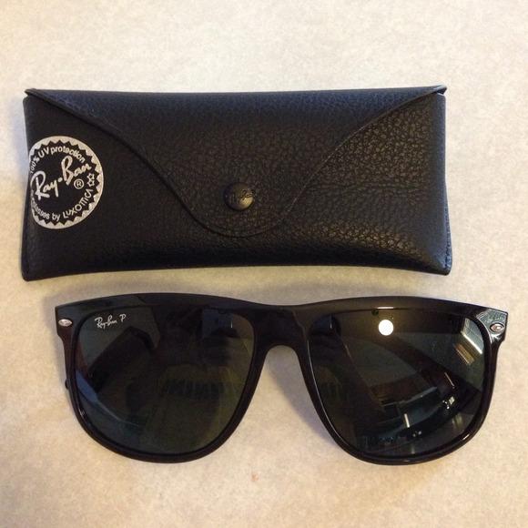 ray ban wayfarer sunglasses polarized  ray ban accessories ray ban oversized wayfarer polarized sunglasses