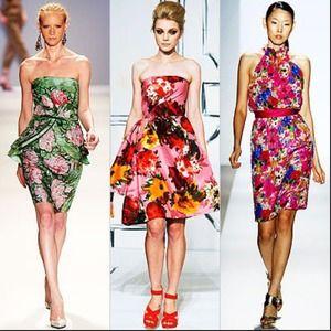 Floral ASOS Dress