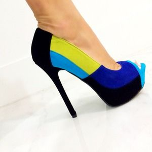 Colorful Heels!