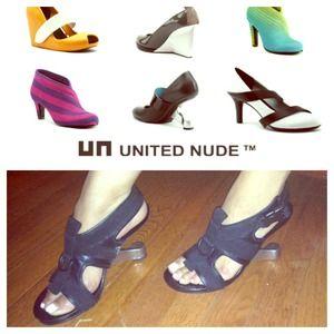 United Nude shoe