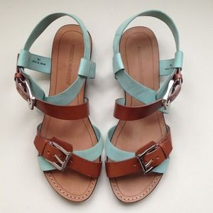 Rebecca Minkoff Shoes - *2x Host Pick* Leather & Suede Sandals 2