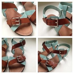 Rebecca Minkoff Shoes - *2x Host Pick* Leather & Suede Sandals 3