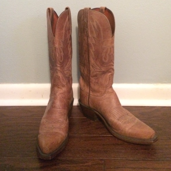 0e8388bcc47 Lucchese Women's 1883 Mad Dog Western Cowboy Boots
