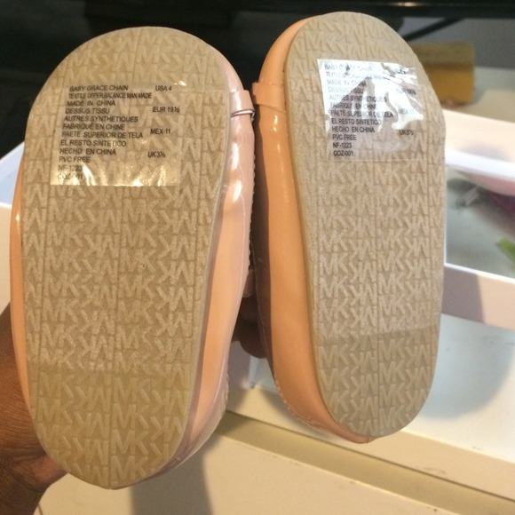 off Michael Kors Other Mk baby girl flats from