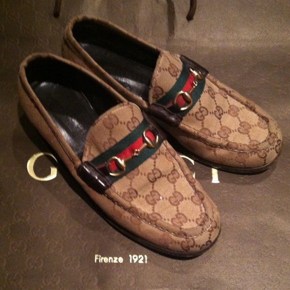 Authentic Gucci Shoes For Sale