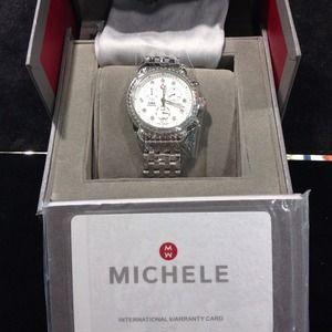 Michele Accessories - Michele csx watch brand new
