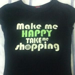 Tops - Make Me Happy Take Me Shopping