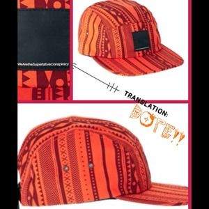 WESC Accessories - 🆕WESC Five Panel Hat