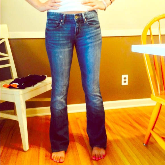 78% off GAP Denim - Gap Sexy Boot Cut Jeans from Amelia's closet ...