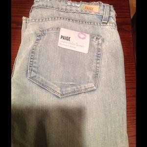 PAIGE Jeans - Paige Jeans~Size 30