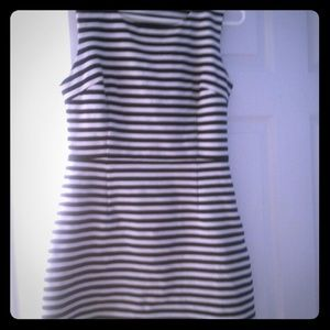 Forever 21 Dresses - Nautical striped dress