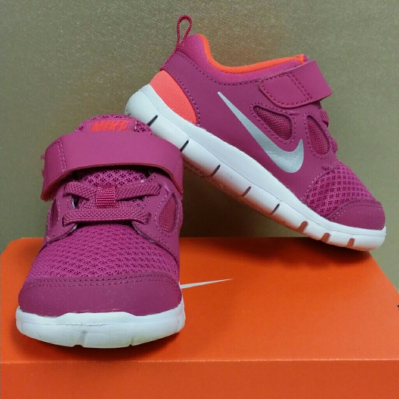 nike free run size 12 toddler shoes