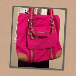 🌟HP🌟Great duo Fossil bag