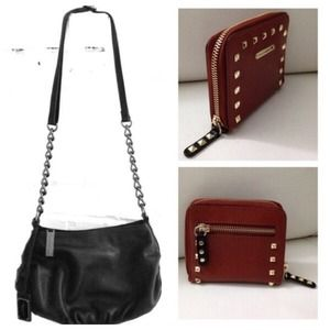 Rebecca Minkoff Bags - RM Wallet + KC Shoulderbag 1