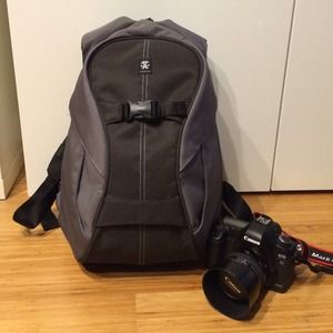 Crumpler Other - NWOT Crumpler Camera/Laptop Backpack