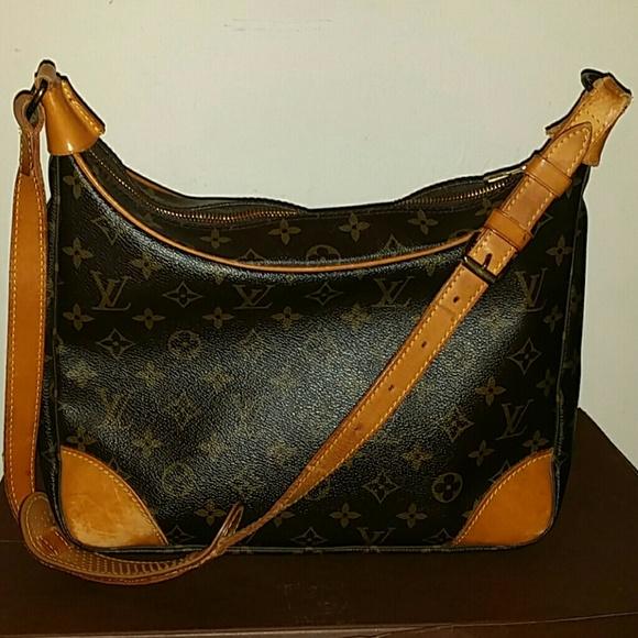 Louis Vuitton Bags   Flash Sale100 Authentic Lv Boulogne 30   Poshmark ecf4997a826